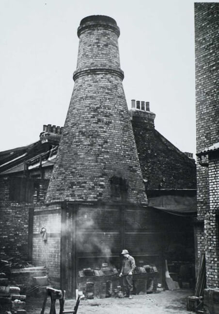 Bottle Kiln